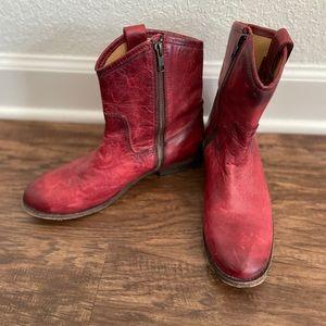 Frye Boots - Billy Short